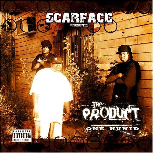 Scarface Feat. The Product IM A... (Prod by P.king)