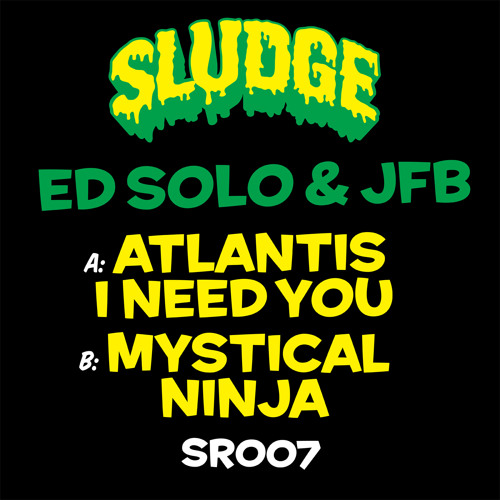 Ed Solo & JFB - I need you [SR007]