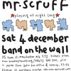 Download Mr Scruff live DJ mix from Band On The Wall, Manchester, Saturday 4th December 2010 Mp3
