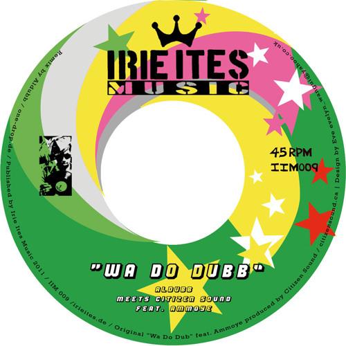 Irie Ites Music: Citizen Sound meets Aldubb