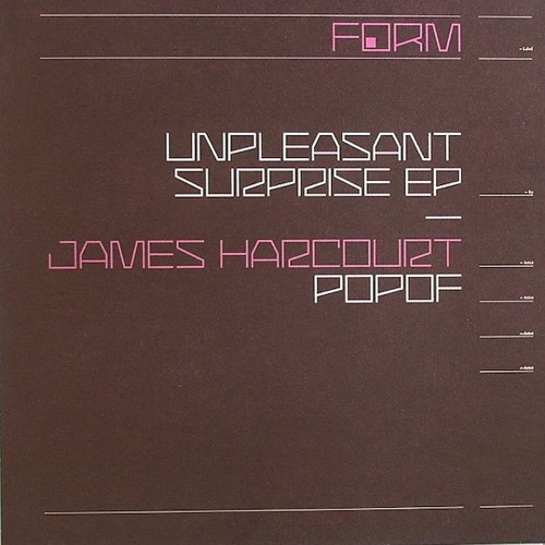 James Harcourt - unpleasant surprise (popof remix)
