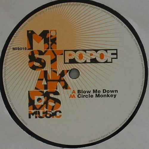 POPOF - blow me down