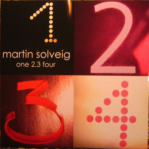 Martin Solveig - One 2.3 Four (Popof Remix)