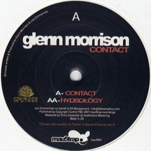 Glenn Morrison - Contact - Mau5trap