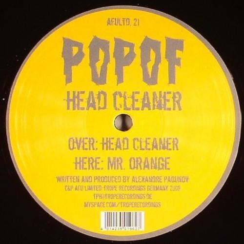 Popof - Head Cleaner