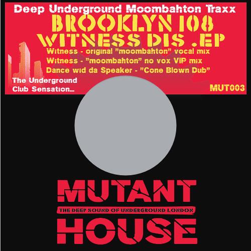 Brooklyn 108 - Witness Moombahton original vocal