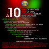 10 to the Hour Boxing Night (2002 Dancehall Promo)