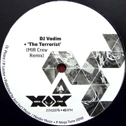Dj Vadim - The Terrorist (MIR Crew Remix)