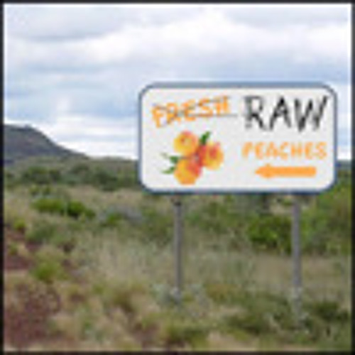 Raw Peaches - Convince yourself your happy