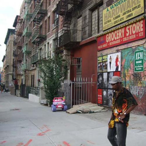 Bobby Womack - Across 110th Street (Graham's 'Booty Womack' Borrowed Beats Mix)