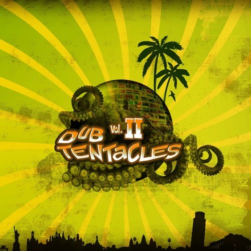 Jean-Paul dub - HOLIDAYS IN VATICAEN, Compilation Dub Tentacles, vol. 2