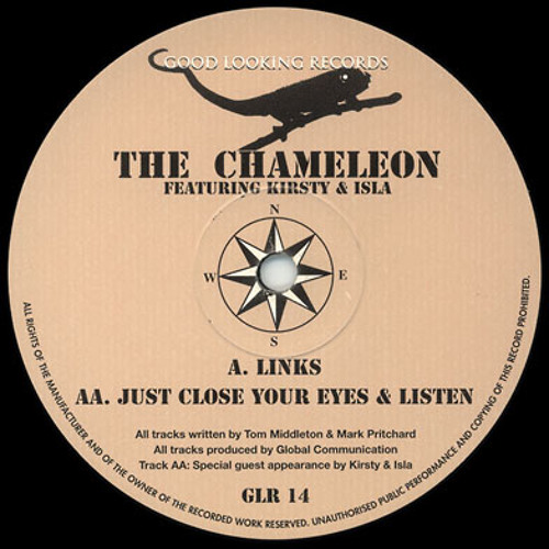 LINKS - CHAMELEON - GOOD LOOKING RECORDS 1995