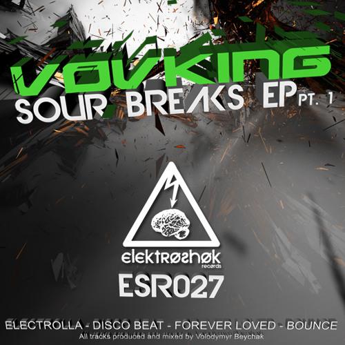 VovKING - Disco Beat (DEMO) [Elektroshock Records]
