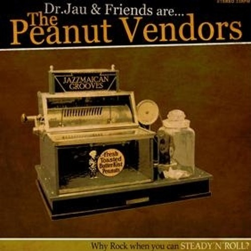 "DrJAU & THE PEANUT VENDORS ""A NEW ENGLAND"" (Billy Bragg Cover)"