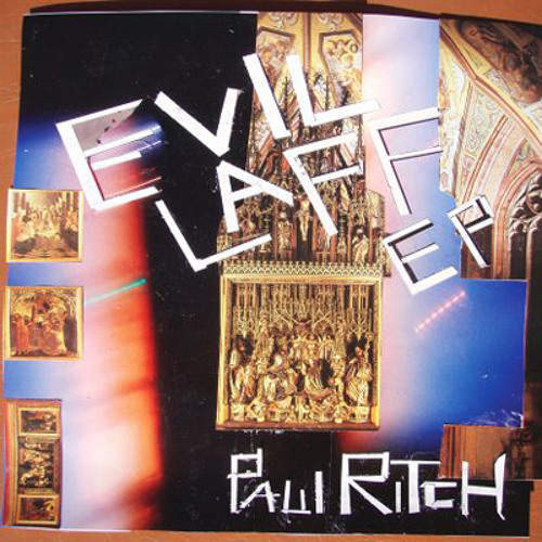 Paul Ritch - Evil Laff (Konrad Black Remix)
