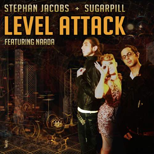 Stephan Jacobs & Sugarpill featuring Naada - Level Attack