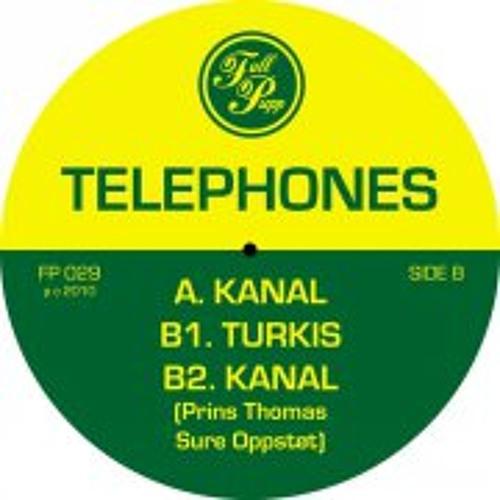 Telephones - Turkis