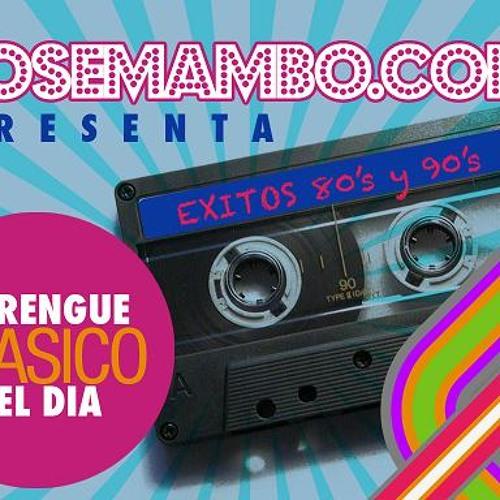 Merengue Clasico Del Dia: Richie Herrera y Banda X Dame Amores