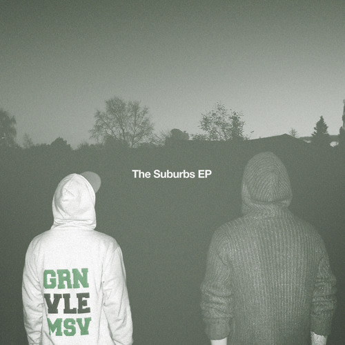 Greenville Massive - The Suburbs EP