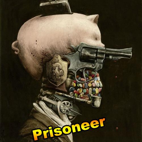 Prisoneer Techno-Minimal Mix #1 - Test