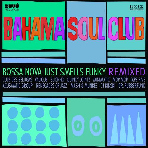 The Bahama Soul Club - Afro Shigida feat. Kojato (suonho Spirit Of 70s Rmx)