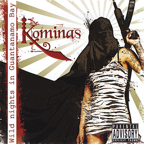POCO-001 The Kominas - Wild Nights in Guantanamo Bay