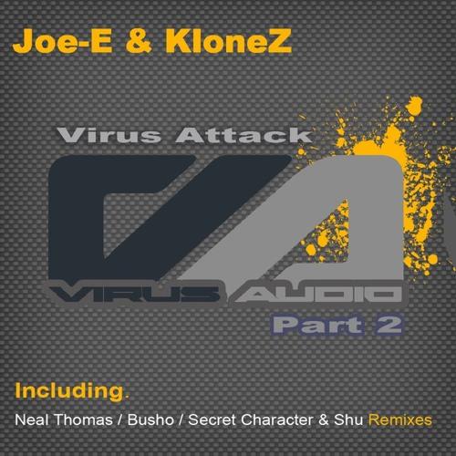 Joe E & KloneZ - Virus Attack (Busho Remix)