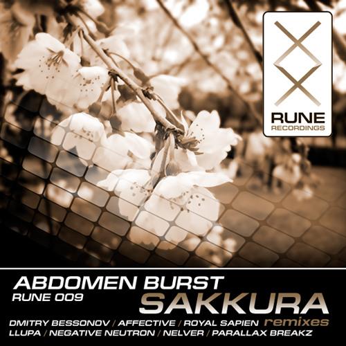 RUNE009: Abdomen Burst - Sakkura (Affective Remix) [PREVIEW]