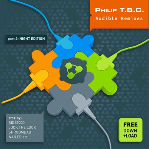 Philip T.B.C. & Ghonzales - We R machines (Shroombab Remix)