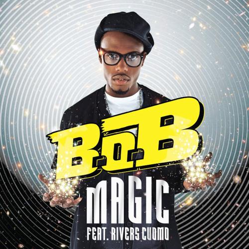B.o.B. featuring Rivers Cuomo - Magic