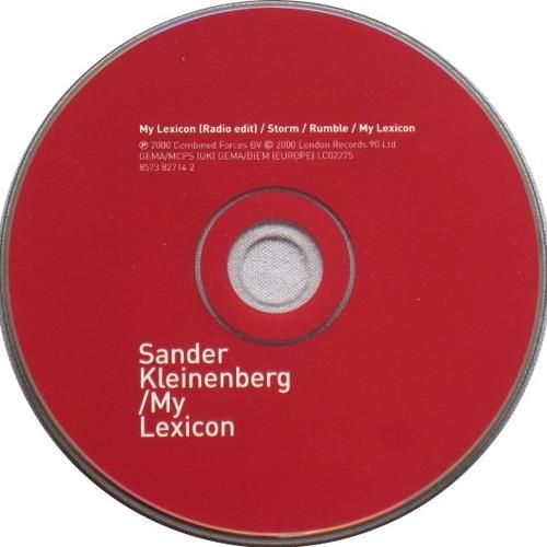 Sander Kleinenberg - My Lexicon