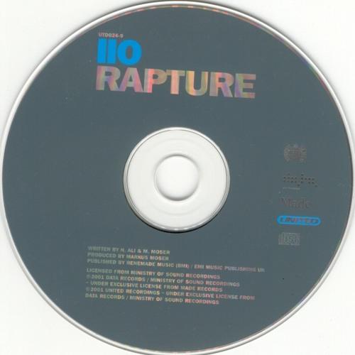 IIO - Rapture (Deep Dish Space Remix)