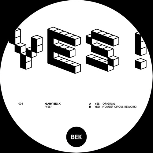 BEK004 - Gary Beck - YES! Master