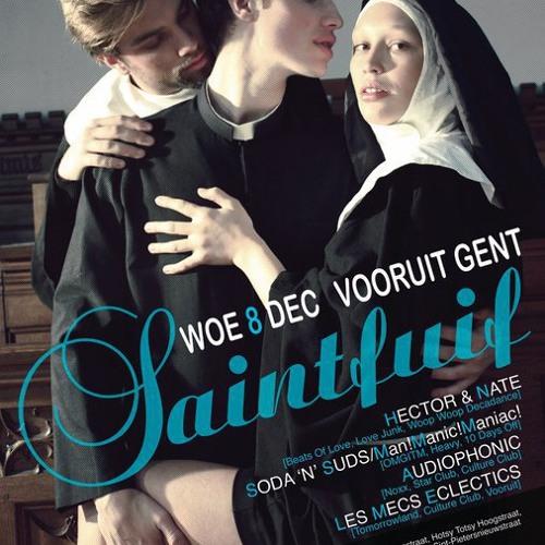 Dj Set Brecht De Koker @ Sintdag Sint-Lucas 2010