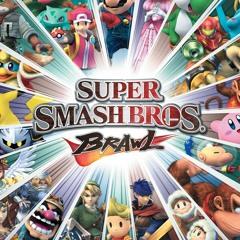 Super Smash Bros Brawl - Ocarina of Time Medley