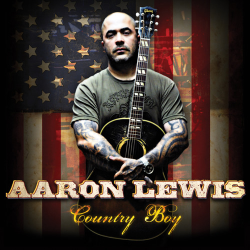 """Aaron Lewis - """"Country Boy"""" (Acoustic Version)"""