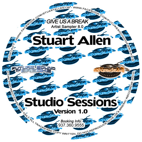 Stuart Allen // Studio Sessions v1.0