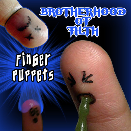 Finger Puppets Mix (free download)