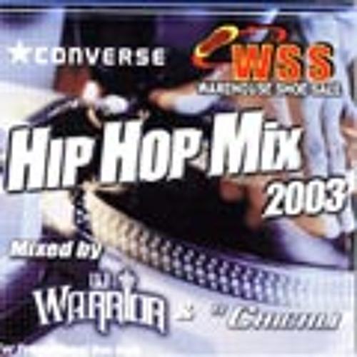 """DJ WARRIOR's -  """"got my converse"""" song off the CONVERSE shoe mixtape 2003"""