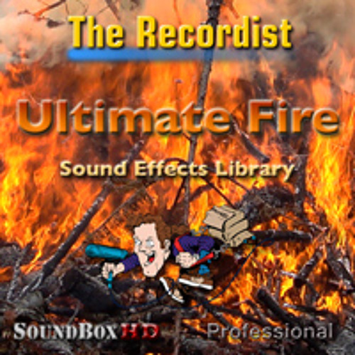 Ultimate Fire SFX Library