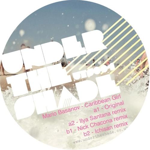 "Mario Basanov - Caribbean Girl (Radio Edit) 12"""