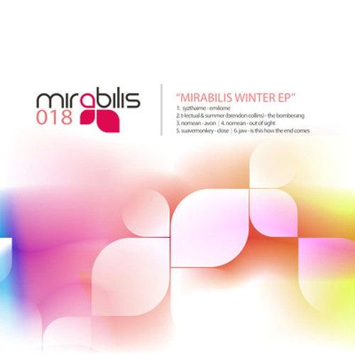 T-Lectual & Summer - The Bomberang (Mirabilis Records)