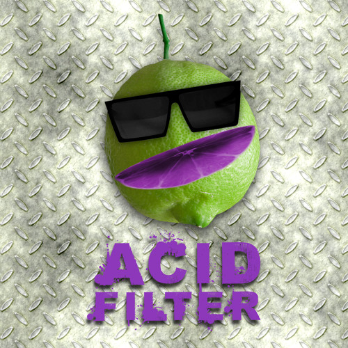 Acid Filter - Learning The Techno (demo)..... (Coming soon 16 February With D-Lab Records)