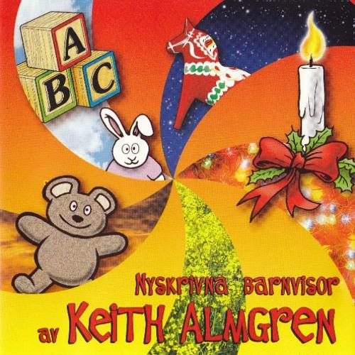 """Lillasyster - ur """"Nyskrivna barnvisor av Keith Almgren"""""""