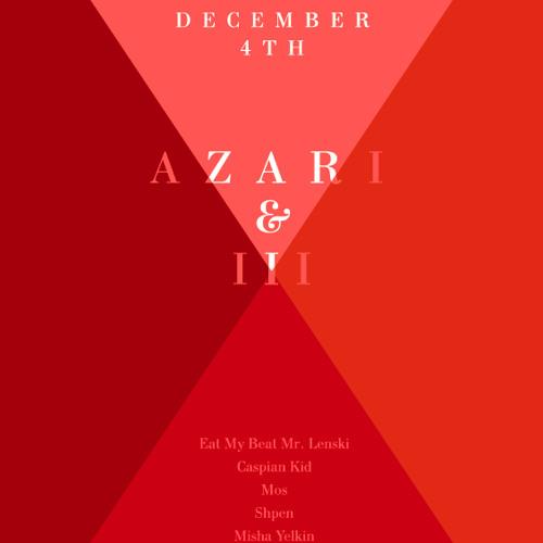 Azari & III @ Solyanka Moscow live mix 4.12.10