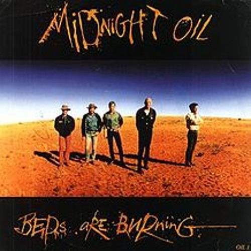 BEDS ARE BURNING-MIDNIGHT OIL(balearic DSD dub edit)