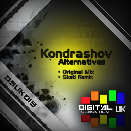 DSUK019 - Kondrashov - Alternatives (Original Mix)