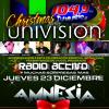 Hoy jueves 1min  Tu Musica 104.9 Amnesia disco