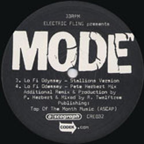 MODE - Lo Fi Odyssey (The Stallions Remix)