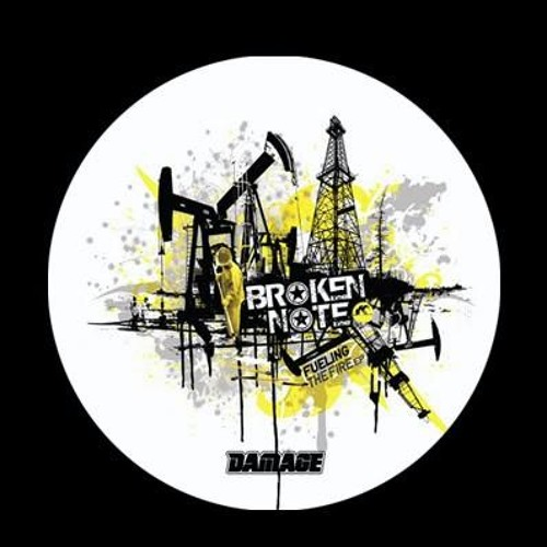 Broken Note - The Fury
